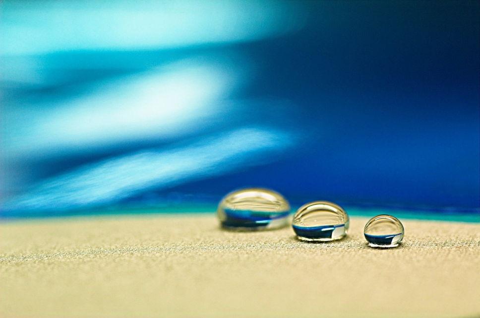 гидрофобный песок