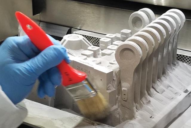 Кварцевый песок для 3D печати