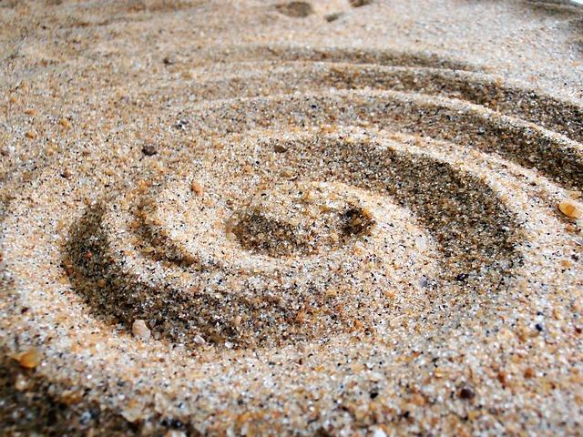 Плотность песка